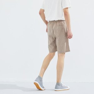 Metersbonwe Mode New Men Summer Повседневная Короткая Брюки Мода Молодежные Уличные Спорт Шорты Сплошной Цвет Дышащий Студенческий Шортс1