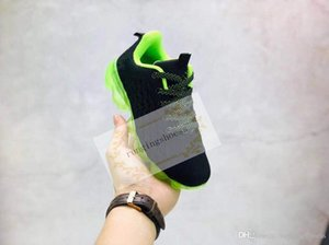 2020 Kids Running Shoes tn Triple Black Infant Sneakers Rainbow be true Children Sport Shoes Boys Girls Tennis Trainers