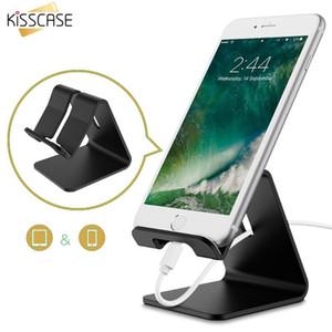 KISSCASE Mobile Phone Holder Stand for 7 6 X Non-slip Desk Phone Stand for Tablet Holder Desk