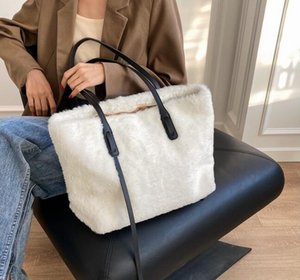 New Autumn Winter Women's Large Capacity Bag 2020 Fashion Simple Shoulder Bag Tote Bag In Stock