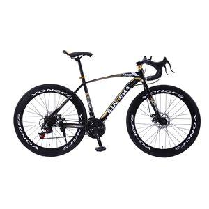 26 pollici 60 coltello Completo Road Road Bike in carbonio Bike in carbonio Telaio stradale con Groupset SHI R7000 22 Velocità Bicicletta Bicicletta Completa Bici
