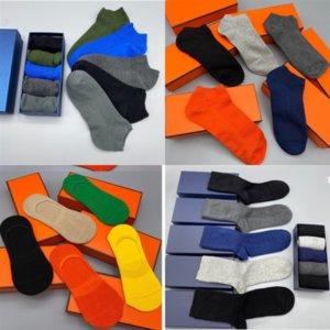 Ozwju Mens Bamboo Fibra Socks Special New Classic Business Solid Socks Antiblibuible Warm Long Dress Socks Brand