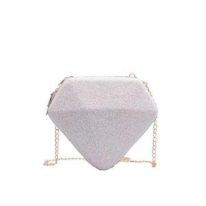 Evening Wedding Purse Bags 2020 Women Party Designers Bag Clutch Prom Luxurys Diamond Handbags Elegant Sequins Shiny Oojox