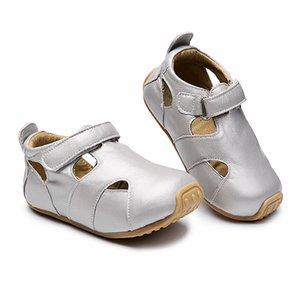 Tipsietoes Marca Calidad Cuero Niños Niños Mocasines Sandalias Zapatos Para Niños Y Neglas Nuevo 2020 Verano 63102 Sapato Infantil C0119
