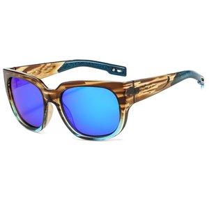 Lüks Tasarımcı Polarize Kadın Güneş Gözlüğü Sörf Güneş Gözlükleri Costo Su Lady Balıkçılık Güneş Gözlüğü Renk Dazzle Lensler