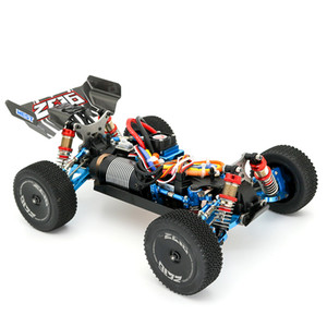 WLtoys 144001 RC Car RTR High speed Drift Racing Car 4WD Upgrade Metal Parts 120A ESC 3300KV Brushless motor GT3B remote control 201218