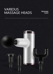 Elétrico Músculo Relaxamento Relevante Relevo Fáscia Arma Vibração Anticellulite Massager LCD Exposição Esporte Exercício Fáscia Gun Q1225