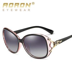 Sonnenbrille Aoron Vos Womens Style UV400-Modus Polarisiertes Zubehör Ihegn