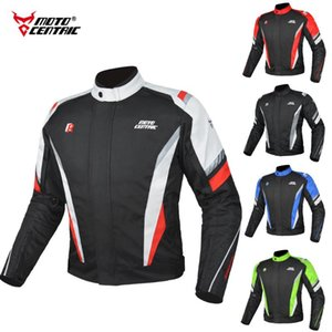 Moto Centric Motorcycle Jacket Pants Waterproof Warm Motorbike Riding Jacket Motocross Clothing With CE Protective Gear