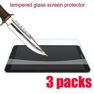 3Packs Protetor de tela de vidro temperado para a guia A 8.0 SM-T290 SM-T295 SM-P200 SM-P205 SM-T380 SM-T385 SM-T350 T3551