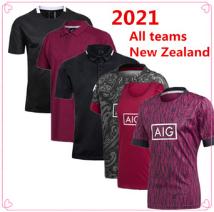 Hot sales Best Quality super Rugby Jersey 2021 All teams HOME away League shirt Casual sports Rugby polo 5xl