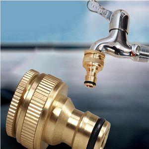 25mm 20mm fio chupeta forma bronze cor torneiras conector máquina de lavar roupa de água acessível