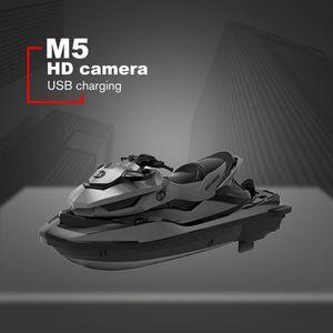 2.4G 4CH Mini RC Modello moto Drift ad alta velocità con bambini leggeri Robot Motorbike Toys Remote Control Boat