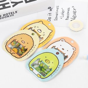 Kawaii Sumikko Gurashi Diary Label Stickers Pack Decorative Mobile Pvc Stickers Scrapbooking Diy Stickers Escolar Papelaria AHD2961