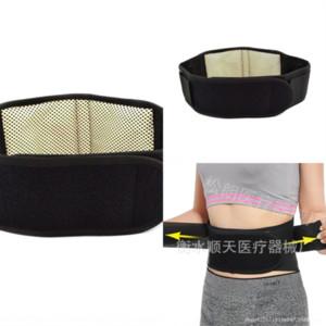b0Q Stock!Slimming Waist Trainer Lumbar Belt Waist Body Brace Belt Gym Sport Ventre Back Corset Fitness Trainer Support protection