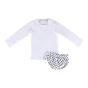 Kaiya Angel Hot Sale Infant Clothes Baby Clothing Sets Boys Fashion Tops Panties Baby 2Pcs Outfits Set Clothes Wholesale Y1113