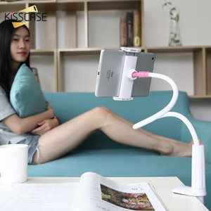 KISSCASE Universal Phone Holder Stand For Desk Tablet PC Stands For iPad Compatible Within 3.5~10.5 inches Screen