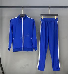 Palm Angels sportswear Mens Donne Design Design Tracksuit Felpe Abiti Abiti da uomo Pista Sweat Suit Cappotti Uomo Giacche Cappotto con cappuccio Felpa Abbigliamento sportswear