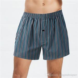 Print Short Pants Fashion Style Homme Clothing 6XL Mens Plus Size Desinger Underpants Fashion Boxers Strped