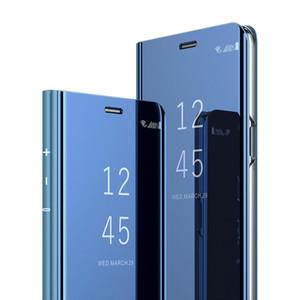 Smart Mirror Flip حالة الهاتف لسامسونج غالاكسي A31 M51 A51 ملاحظة 20 Ultra S20 Fe جلد الغلاف الملحقات