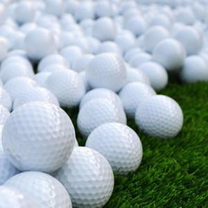 Training golf ball white golf for men and women