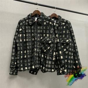 Schwere Stoffjacken Männer Frauen 1 Hochwertige Arbeitsjacke Mantel Inside Tag Label