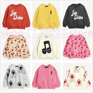 Pre-sale 2020AW New MR Same Style Long-sleeved Sweatershirt for Boys and Girls Toddler Sweatshirt Boys Top LJ201216