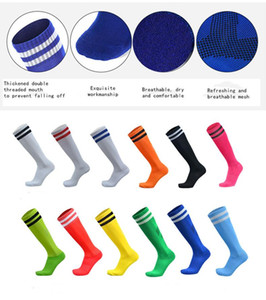 Adult Professional Soccer Socks Football Club Breathable Knee High Training Long Stocking Sports Sock for Boys Girls