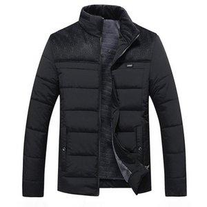 Hot New Winter Men's Hooded Jackets Coats Thick Parka Windproof Warm Cotton coat Windbreak Male Outwear Plus Size 4XL