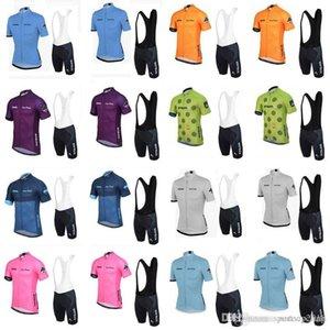 2018 STRAVA cycling jersey Men pro team summer ropa ciclismo mountain bike cycling clothing mtb bike Bib Shorts Set 4031