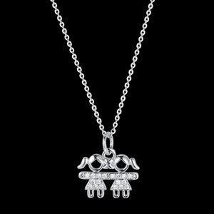 Fahmi 2020 New Popular 100% 925 Sterling Silver Necklace4-27 High Quality Original Jewellery For Women Party Wedding Gift