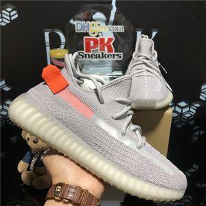 2020 New Kanye West Men Women Running Shoes Yeehu Yecheil Yeezreel Cinder sage Desert Earth Zebra Israfil Oreo Linen Sulfur fashion Sneakers