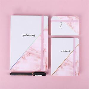 A5 Vendaje Cuaderno Hardcover A5 A6 A7 192 Página Bandage Notepad Journal Diaries OfficesCool Bloc de notas Suministros de notas Papelería