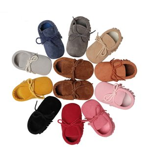 Newborn Baby Color Boy First Canvas Girl Mix Toddler Wholesale 100 Sneakers Pcs Babies Crib Summer Walkers Shoes Iohkw