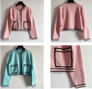 Frauen Pullover Frauen Cardigan elegante Strickwaren Frau Designe Pullover Strickober Fashion Outfit Winterkleidung beiläufige Jacken-Qualitäts-3