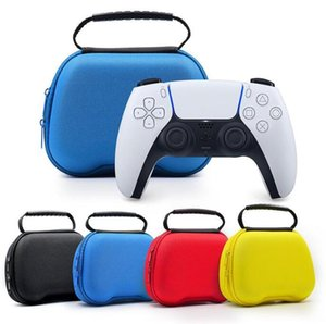 PS5 Game Controller Storage Bag Deluxe Carrying Case Hard Protective Box for Playstation 5 Wireless Game Controller Ps5 Accessories DHL