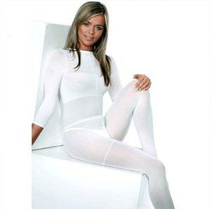 2019 neue weiße / schwarze LPG Body Roller Massage Kostüm Vacuum Abnehmen Anzug für Velashape-Therapie-Maschine