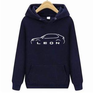 Unisex Hoodie Seat Leon MK1 Inspired Klasik Araba erkek Hoodies Moda Yüksek Kalite Uzun Hoodies, Tişörtü Hip Hop Yeni 4XL W1225