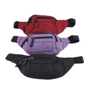 Waist Bag Casual Functional Money Phone Pouch Belt Bag Women For Belt Hip Fanny Pack