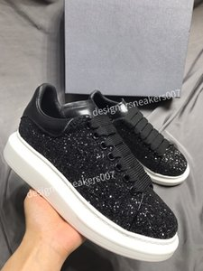 2021Top New Woman Sneakers Scarpe in pelle Scarpe in pelle Aumenta uomini e donne Dimensione GP190701