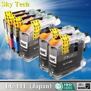 [Япония] Совместимые чернильные картриджи для LC111 LC-111, для Brother J720D J727D J980DN J980DWN J820DN J827DN J552N J557N J752N ETC1