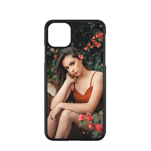 For iPhone 12 12pro 12promax Sublimation Case,2 in 1 2D TPU PC Blank Sublimation Phone Case Cover For iPhone 11 11Pro Max Case Para Sublimar