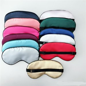 New arrival Eye Cover Vision Care Relax Blindfold Sleeping Eye Mask Sleep Padded Shade Patch