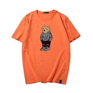 Nuovi prodotti USA Manica corta Hockey EU UK Size Martini Capitano Polo Camicia Dimensione US Dimensione Polo T-shirt da donna da uomo