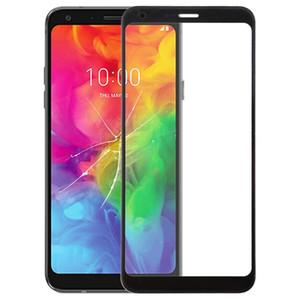 Стеклянная стеклянная линза переднего экрана для LG Q7 Q610 Q7 Plus Q725 Q720 Q7A Q7 Alpha