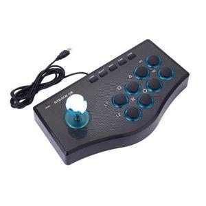 USB Wired Game Controller Spiel Rocker Arcade Joystick USBF-Stick für PS3 Computer PC Gamepad Spielekonsole