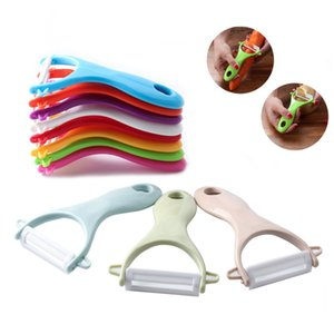 Fruit Vegetable Ceramic Peeler Delicate New Kitchen Tools Zirconia Kitchen Cutlery Vegetable Fruit Peeler Paring Knife NWC4033