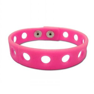 Soft Silicone Bracelet Wristband 18 21cm Fit Shoe Croc Buckle Shoe Charm Accessory Kid Party Gift Fashion Jewelry 17colors 2021