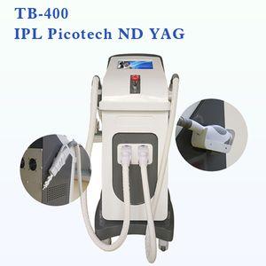 Taibo Beauty Laser Multifunction Tattoo Удаление Picosecond IPL ND YAG Laser / IPL ND YAG Elight Hair Removal Омоложение