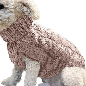 Pet Cat And Dog Casual Warm Autumn And Winter Clothing Elastic Sweater XL Size·*
